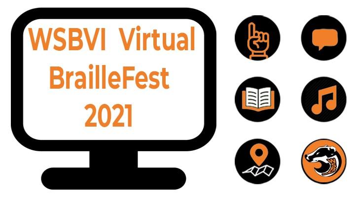 WSBVI Virtual BrailleFest 2021